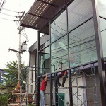 กระจก - ห้างหุ้นส่วนจำกัด ไกลาสอลูมิเนียม แอนด์ คอนสตรัคชั่น