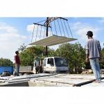 งานผลิต-ส่งแผ่นพื้นสำเร็จรูป - บริษัท เค ที ซี ไพล์ลิ่ง จำกัด