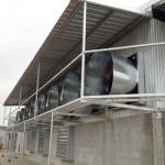 รับสร้างโรงเรือนปิด - ฟาร์ม EVAP ที โปร อินเตอร์เนชั่นแนล