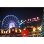 Landmark near hotel  Asiatique - New Empire Hotel