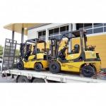 Daily Forklift Rental Service Chonburi - Thainics Part & Service Co Ltd