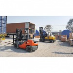 Car rental, annual forklift - Thainics Part & Service Co Ltd