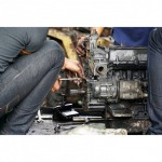 Engine repair for Forklift Chonburi - Thainics Part & Service Co Ltd