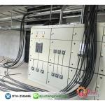 ออกแบบประกอบตู้ควบคุมไฟฟ้า ตู้คอนโทรล MDB, DB - ระบบไฟฟ้าโรงงานอุตสาหกรรม ภาคใต้ หาดใหญ่