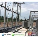 ติดตั้งระบบไฟฟ้าอาคาร ระบบไฟฟ้าโรงงาน ไฟฟ้าอุตสาหกรรม - ระบบไฟฟ้าโรงงานอุตสาหกรรม ภาคใต้ หาดใหญ่