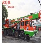 รถเทรลเลอร์รับจ้าง นครนายก - รถเครนและเครื่องจักรกลให้เช่า-ปทุมธานี เค จี เค เครน