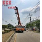 รถเครนและเครื่องจักรกลให้เช่า-ปทุมธานี เค จี เค เครน