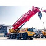 รถเครนขนาด 100ตัน ให้เช่า - รถเครนให้เช่า ปทุมธานี KGK - Crane