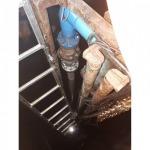 เปลี่ยนท่อระบบบำบัดน้ำเสีย - บริษัท ซีสเต็มส์ เอ็นจิเนียริ่ง แอนด์ เซอร์วิส จำกัด