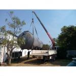 งานติดตั้งถังบำบัดน้ำเสียและอุปกรณ์ - ระบบบำบัดน้ำเสียโรงงาน อาคาร โซลิด อินเตอร์เทค