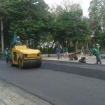 รับทำถนน - ห้างหุ้นส่วนจำกัด ณัฐมนต์รุ่งเรืองกิจก่อสร้าง