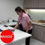 แม่บ้านทำความสะอาด - แนสโก้ เซอร์วิส บริการ จัดส่งแม่บ้าน พนักงานทำความสะอาด และรับเหมาทำความสะอาด