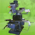 MILLING MACHINE - Vitar Machinery Co Ltd
