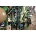 บริการรับงานล้างทำความสะอาดเครื่องชิลเลอร์ - บริษัท วิศวะแอร์เอ็นจิเนียริ่ง จำกัด