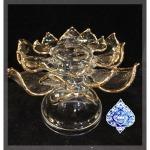 พานแก้วใส อุบลราชธานี - เครื่องสังฆภัณฑ์ อุบล วารินธรรมภัณฑ์