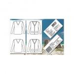 ป้ายกระดาษติดเสื้อ - ห้างหุ้นส่วนจำกัด ศิริวรรณะ เลเบล