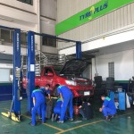 บริการเปลี่ยนยางรถยนต์ สระบุรี - บริษัท โชคพัฒนาสระบุรีเซอร์วิส จำกัด