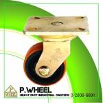 Heavy duty industrial caster wheels P Wheel Products