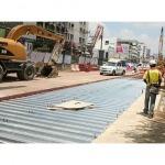 รับเหมาสร้างถนนคอนกรีต ปทุมธานี - บริษัท ปนิพล คอนสตรัคชั่น จำกัด