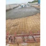 Get a concrete road, Pathum Thani - Panipon Construction Co Ltd