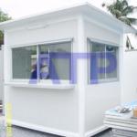 ผลิตตู้ป้อมยาม - บริษัท อันชิง ไทย โปรดักส์ เซอร์วิส เร้นท์ แอนด์ เซลส์ จำกัด