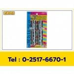 กลอนจัมโบ้ 6 นิ้วมีลายชุบโครเมียม - โรงงานผลิตอุปกรณ์ บานประตู หน้าต่าง - K.D.S. 1998