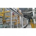 ติดตั้งระบบไลน์ชุบชิ้นงาน  อุตสาหกรรม - บริษัท คอนโทรล แอ๊ดวานซ์ จำกัด