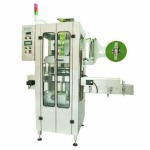 AUTOMATIC LABEL SLEEVE INSERTING MACHINE - Bangkok Engineering And Machinery Co Ltd