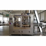 MONOBLOC AUTOMATIC ROTARY FILLING MACHINE - Bangkok Engineering And Machinery Co Ltd