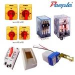 อุปกรณ์ไฟฟ้า - บริษัท พีเพิล อีแอลอี แอพไพลแอนซ์ (ประเทศไทย) จำกัด
