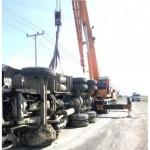 รับยกรถ อุบัติเหตุ 24 ชั่วโมง - ชุมพลเครนบริการ (สำนักงานใหญ่) ปทุมธานี
