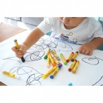 Large drawing paper for children - S C T Paper LP.