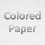 Colored Paper - S C T Paper LP