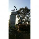 Installation of concrete water tank - แทงค์น้ำ คอนกรีตสำเร็จรูป