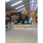 Factory lifting cranes - CCM Engineering And Service Co Ltd