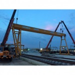 Gantry Crane - CCM Engineering And Service Co Ltd