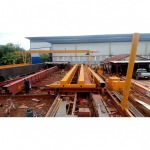 Crane factory repair work - CCM Engineering And Service Co Ltd
