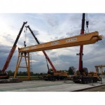 Install the Gantry Crane - CCM Engineering And Service Co Ltd