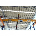 The company installed a 5 ton crane factory. - CCM Engineering And Service Co Ltd