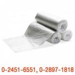 ถุงพลาสติกใสอุตสาหกรรม - ถุงพลาสติกใหญ่พิเศษ สินชัยพลาสติก