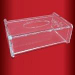 กล่องทิทชู่อะคริลิค - โรงงานแปรรูปอะคริลิค ไทยประกิต