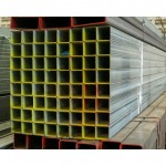 Carbon Steel Square Pipes - Wutthichai Lohakij Rayong Co Ltd