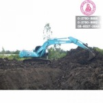 ให้เช่าแบคโฮราคาถูก - รถแทรกเตอร์ ไอ ที วายการโยธา 2012