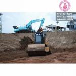 บริการให้เช่าเครื่องจักร ก่อสร้าง - รถแทรกเตอร์ ไอ ที วายการโยธา 2012