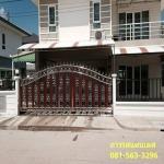 ประตูอัตโนมัติ นนทบุรี - ประตู กันสาด สแตนเลส ถาวร นนทบุรี