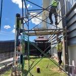 บริการซ่อมแซม โครงสร้างอาคาร - รับเหมาซ่อมแซมโรงงาน ชลบุรี