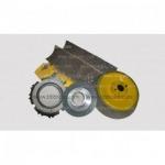 Brake crane brake pulley - Thai Industrial Brake