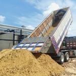 ขายทรายละเอียดงานก่อสร้าง - ห้างหุ้นส่วนจำกัด ท่าทรายกฤติเดช ทรายเงิน