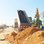 ดินลูกรังเก่า ปทุมธานี - ห้างหุ้นส่วนจำกัด ท่าทรายกฤติเดช ทรายเงิน