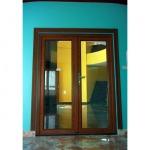 ติดตั้งประตูกระจก - บริษัท เทรด ยูพีวีซี วินโดว์ แอนด์ ดอร์ จำกัด
